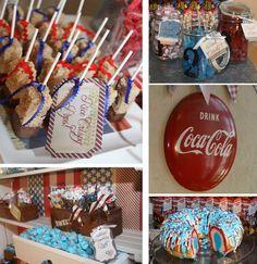 Patriotic Guest Dessert Feature