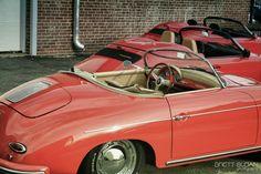 Speedster : 356, 911 & 964.