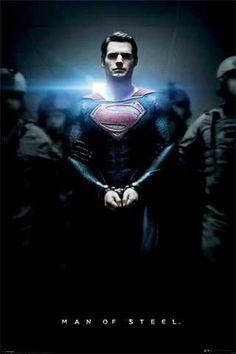 Man of Steel Handcuffs Die Handschellen müssen aus Kryptonit sein wenn Superman dadurch gefesselt wird.