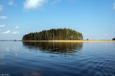 Beautiful September day in Pihlajavesi, Lake Saimaa. This island was a great place to visit.