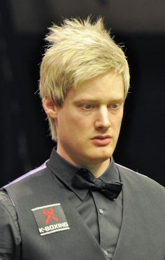 "Neil Robertson - ""The Thunder from Down Under."""