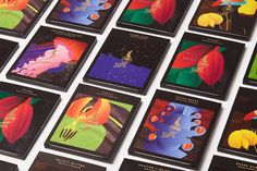 Our mouths are watering—just look at this chocolate, this packaging!  Chocolate Naive is a gorgeous line of sweets from people who want to make  chocolate only from the finest ingredients available. The packaging,  designed the by in-house team, is intriguing and classy to appeal to those  with