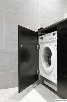 tvättstuga,smart lösning