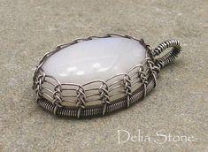 viking knit jewelry | Workshop: Viking Knit Pendant January 28th, 2012 | Delia Stone's ...