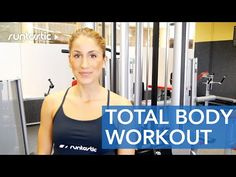 Total Body Workout for Beginners - YouTube
