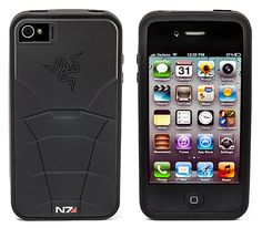 Mass Effect iPhone Case