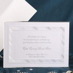 Kristal Davetiye 70794 #davetiye