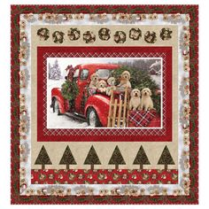 Northcott Fabrics Santa's Helpers Jason Kirk Quilt Kit | Quilt Kit Quilts For Men Patterns, Quilt Patterns, Hancocks Of Paducah, Man Quilt, Quilt Kits, Quilting Tips, Quilt Top, Printing On Fabric, Free Pattern