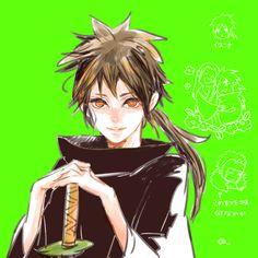 Izuna Uchiha, Naruto Shippuden, Boruto, Anime Naruto, Sasuke, Anime Guys, Attack On Titan, Fan Art, Fandom