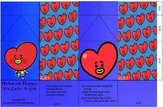 Funny Kpop Memes, Bts Memes, Paper Toys, Paper Crafts, Kpop Diy, Bts Birthdays, Line Friends, Bts Chibi, Bts Lockscreen