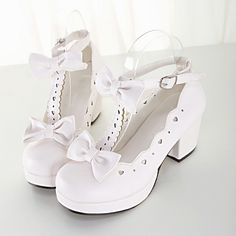 Cheap shoe snow, Buy Quality shoe zone shoes directly from China shoes mizuno Suppliers: LIN KING Shoes Pink Cosplay Bowtie Ankle Straps Low Top Square Heels Pumps Solid Soft Leather Kawaii Princess Party Shoes Cute Girl Shoes, Boys Shoes, Girls Shoes Size 1, Lunette Style, Kawaii Shoes, Kawaii Clothes, Lolita Shoes, Lolita Dress, Lolita Cosplay