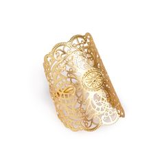 """Super cute Sole Society """"Lace Oversized Ring"""", $22.95"""