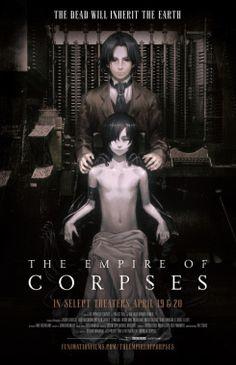 — ThiS is FoR OtakU — La storia di Shisha no Teikoku (L'impero dei corpi) si…