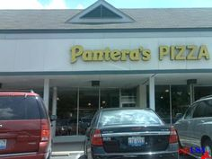 Panteras Pizza...we ate here after church every Sunday night!
