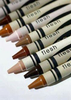 Flesh color