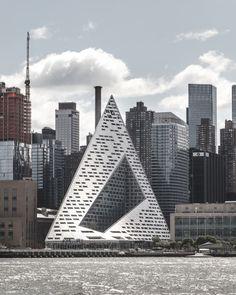 Superb VIA57 By Danish Architecture Firm BIG   Bjarke Ingels Group