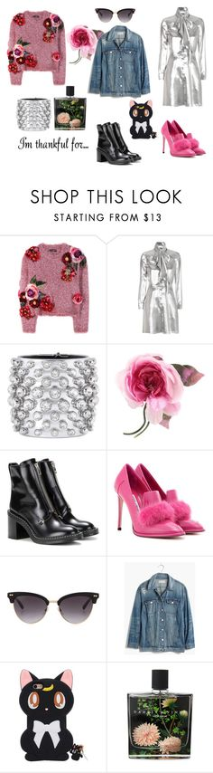 """""""Sin título #517"""" by viviana74 ❤ liked on Polyvore featuring Dolce&Gabbana, Yves Saint Laurent, Tom Ford, Gucci, rag & bone, Jimmy Choo, Madewell, Nest Fragrances and imthankfulfor"""