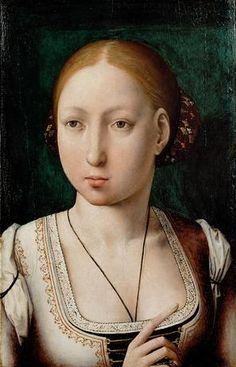 Juana, Queen of Castile, Sister of Catherine of Aragon