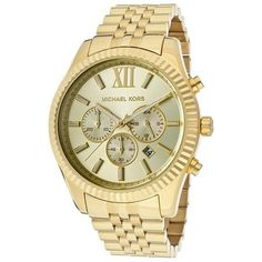 90c02d424680 Michael Kors Men s MK8281 Lexington Stainless Steel Watch