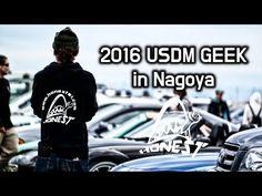 [HONEST]2016 USDM GEEK in Nagoya Tuningshow Teaser Video - YouTube