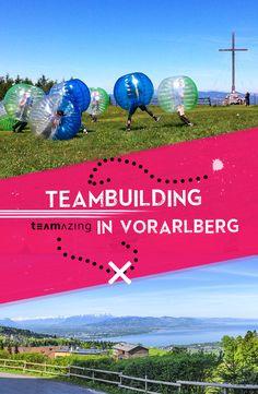 Teambuilding in Vorarlberg - Ob am wunderschönen Bodensee, in den bezaubernden Regionen rund um Schattenberg oder an einem der vielen wunderschönen Plätze in Feldkirch: Wir organisieren dein perfektes Teamerlebnis.