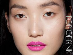 Spring 2013 Beauty Breakdown: The Top Trends of the Season & How to Get Them Runway Makeup, Making Faces, Summer Beauty, Beauty Hacks, Beauty Tips, Pretty Face, Makeup Inspiration, Hair Trends, Warm Weather