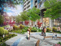 Chung cu Gelexia Riverside với vị trí đắc địa phía Đông Nam thành phố, không gian sống xanh - sạch - đẹp mở bán với mức giá tầm trung 16 - 18 triệu/m2.