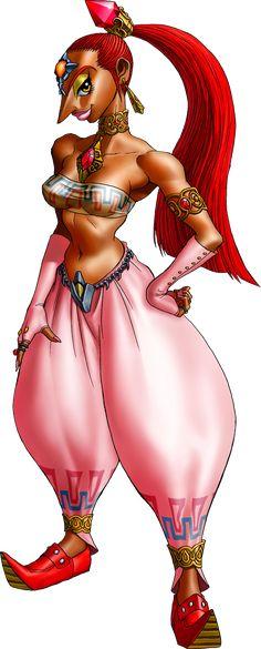 Nabooru - Legend of Zelda