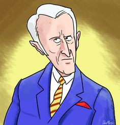 "Roger Sterling | How Sad Is Every Character On ""Mad Men"" Now"