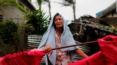 Typhoon Mangkhut is threatening more than 4 million people in the northern Philippines. The massive storm, the equivalent of a Category 5 hurricane, made landfall in the Philippines on Saturday, September Category 5 Hurricane, Photojournalism, Philippines, World, September, Homes, News, People, Photography