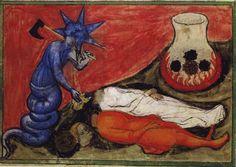 Fever Dreams, sigilmancy: amorbidwitch: Mercury in the form...