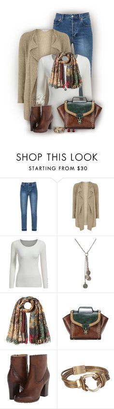 """""""Eternal Classic (10.27.16)"""" by stylesbymimi ❤ liked on Polyvore featuring Dorothy Perkins, Faliero Sarti, Frye and Les Néréides"""