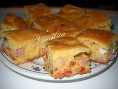 Španska pita (raditi muffine?)