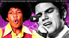 Elvis vs. Michael - Who's the REAL King of Pop?