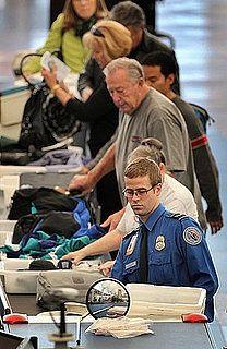 How to get through TSA a lot faster!