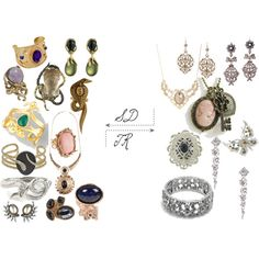 "differentiating between SD ""ornate"" and TR ""ornate"" - ""Ornateness SD & TR"" by skugge on Polyvore #kibbetr"