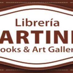 bookstore santa ana ca | Libreria Martinez - Logo from their website - Santa Ana, CA, United ...