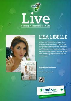 LISA LIBELLE Live bei Thalia