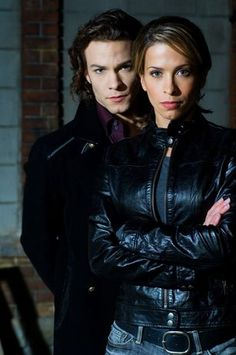 Blood Ties. I actually thought this show had a lot of potential. Kyle Schmid was amazing in this! Why did it have to get cancelled?! :'(