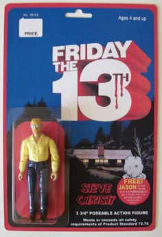Friday the 13th Figure - Steve Christy - Popsfartberger