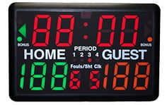 19 best scoreboards timers images basketball scoreboard hs rh pinterest com