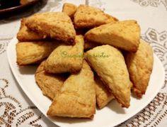 CANASTITAS DE ESPINACA Y 3 QUESOS   Snack Recipes, Snacks, Falafel, Beets, Cornbread, Quiche, Starbucks, Cheddar, Chips