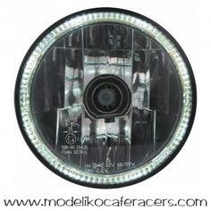 Faro delantero Hightsider Parking LED 145 mm