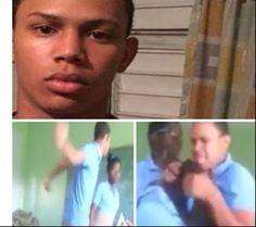 Diario En Directo: Vídeo-El joven que golpeo su compañera de clases e...