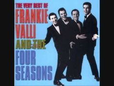 Big Girls Don't Cry- Frankie Valli and the Four Seasons