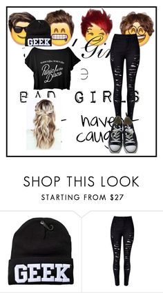 every day by chewygames138 on Polyvore featuring Converse
