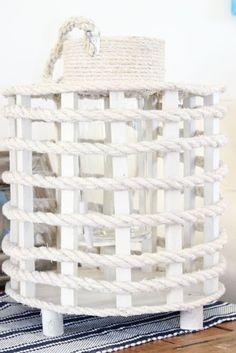 Hamptons Lantern