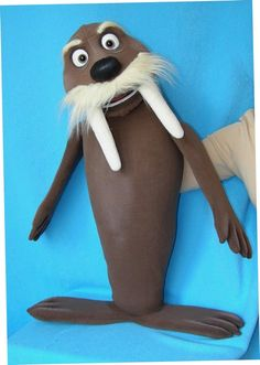 Walrus puppet, Puppet for sale
