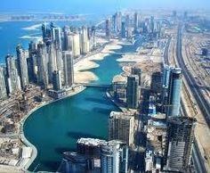 Now thats what a call a view from an office window, our people in Dubai have it tough! #dubai #uae