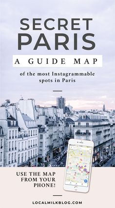 The Ultimate Paris, France Travel Guide: All the Must See Instagram, Travel Photography, Food, Cafes, Things to do, and Shopping Spot plus Travel Tips for the First Time Visitor! septime #travel #paris #france #travelphotography